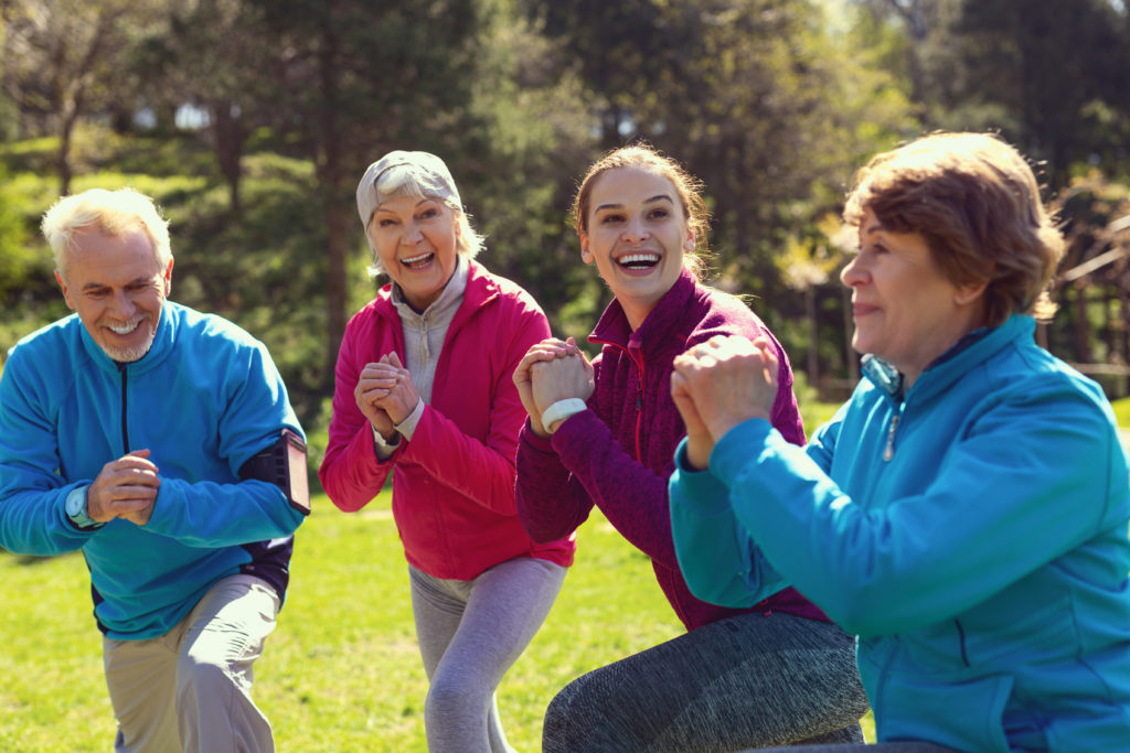 Exercising is definitely one of the 9 ways to relieve joint pain naturally!