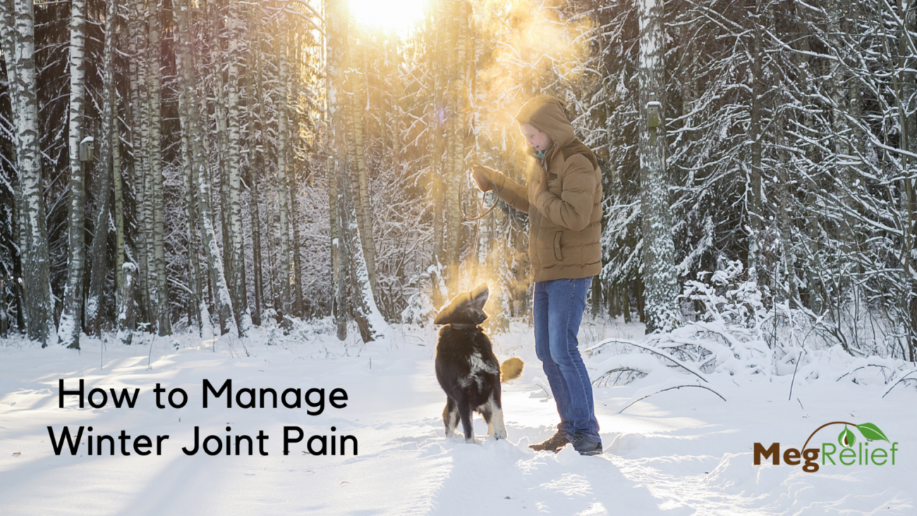How to Manage Winter Joint Pain