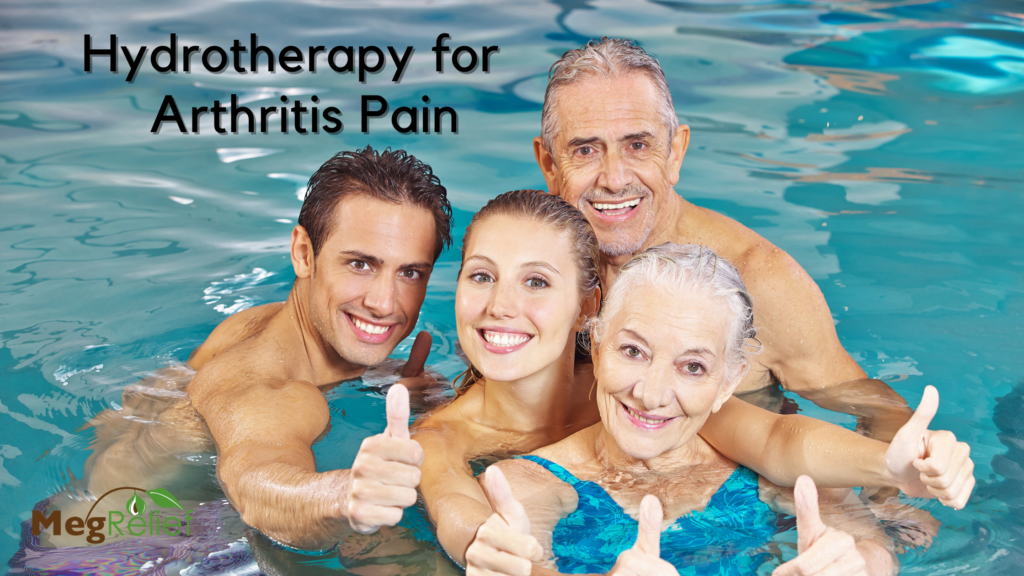 Hydrotherapy for Arthritis Pain