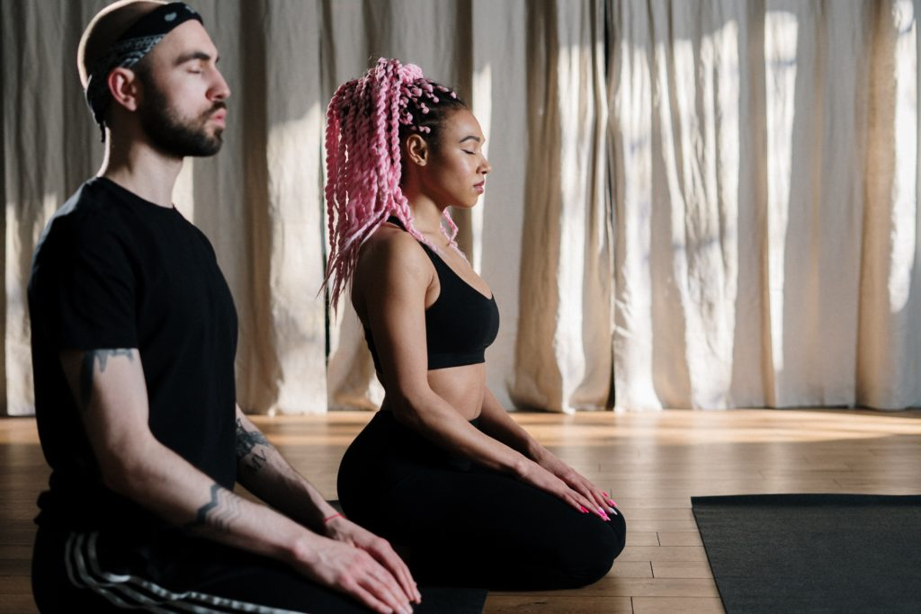 meditation for joint pain