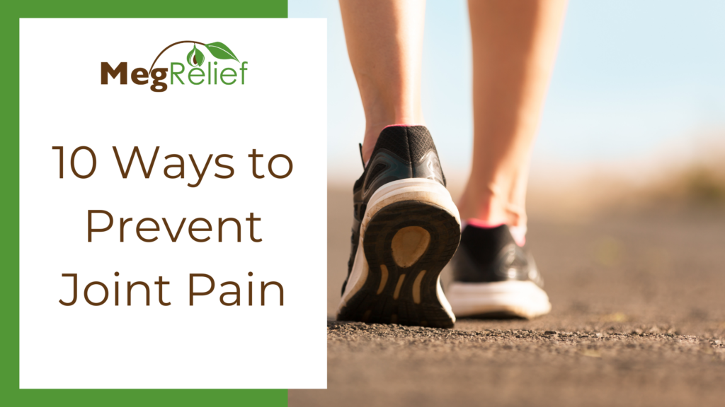 Joint Pain Prevention